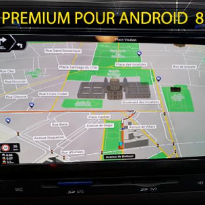 Version Premium Android 8 - Photo non contractuelle