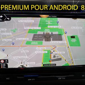 Autoradio premium 8